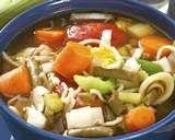 KRASJ-KUR: Suppekuren gir raske resultater, men skal ikke brukes i mer enn syv dager.