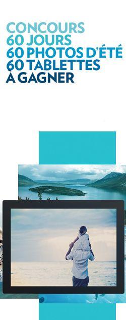 60 tablettes iPad Air, ou Samsung Galaxy TabPRO à gagner. Fin le 30 aout.  http://rienquedugratuit.ca/concours/ipad-air-ou-samsung-galaxy-tab/