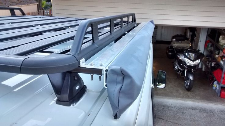 Roof Rack - Ford Transit USA Forum