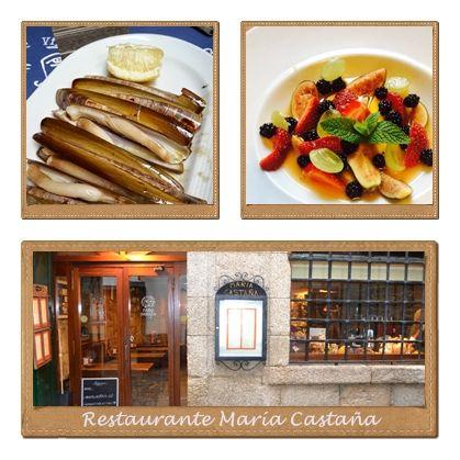 El María Castaña es un restaurante con buena calidad precio. Comida tradicional con un toque de modernidad.