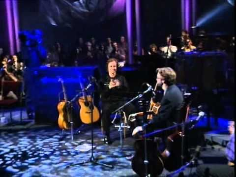 "16 January 1992 at Bray Film Studios in Windsor, England for  MTV Unplugged  ""Signe"" (Clapton) -- 0:0  ""Before You Accuse Me"" (McDaniel) -- 3:14  ""Hey Hey"" (Broonzy) -- 7:12  ""Tears in Heaven"" (Clapton/Jennings) -- 10:41  ""Lonely Stranger"" (Clapton) -- 15:55  ""Nobody Knows You When You're Down and Out"" (Cox) -- 21:20  ""Layla"" (Clapton/Gordon) -- 25:10  ..."