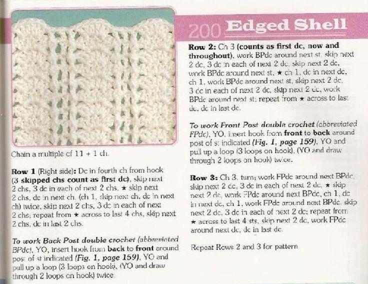 23 best Crochet: Stitch - Puff, Bobble, Popcorn images on Pinterest ...