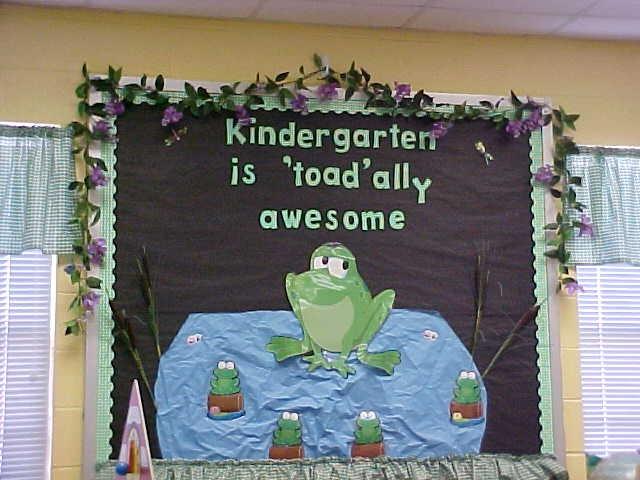 Swamp/ frog classroom theme