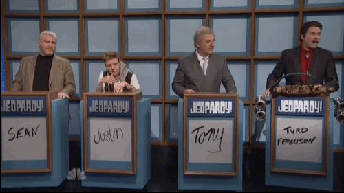 SNL Transcripts: Martin Short: 12/07/96: Celebrity Jeopardy