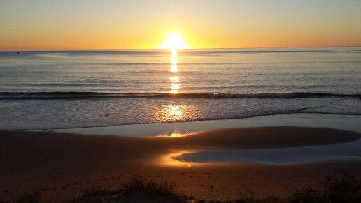 Warilla Beach sunrise