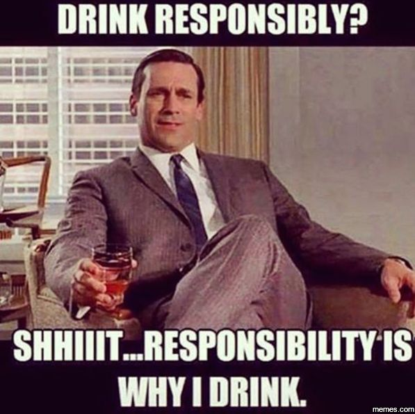 Why I drink