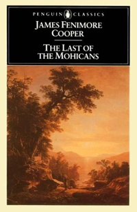 STEVEN SPIELBERG Favourite book: The Last of the Mohicans by James Fenimore Cooper