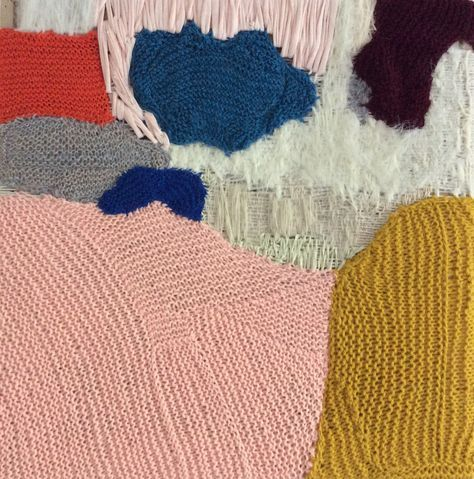 Knitted heaven! Love the colour palette. http://natashadearden.com/