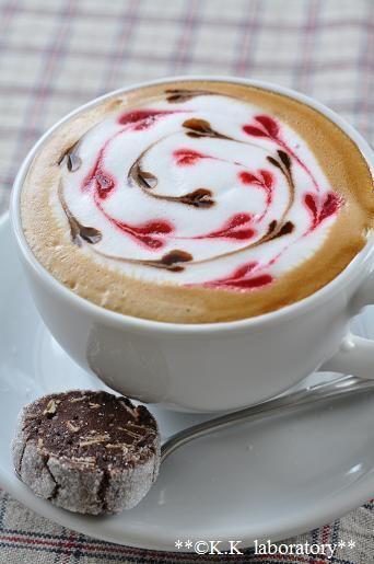 Latte art #coffee