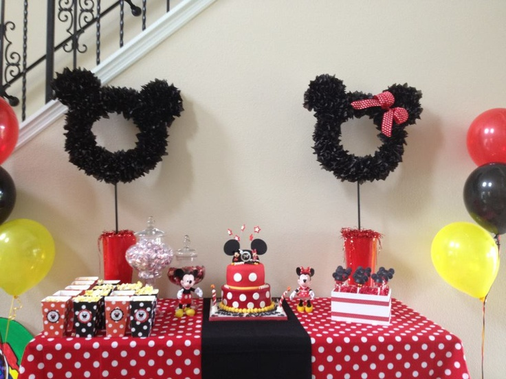 167 best Minnie red images on Pinterest Birthdays Mickey party