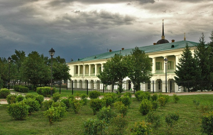 Pushkin Library