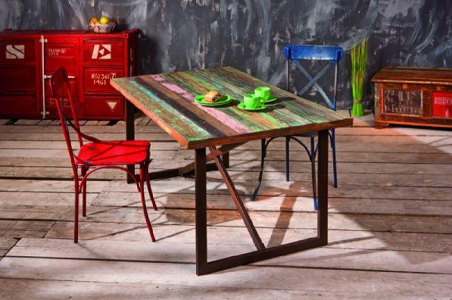 Ipari stílust varázsolnál az étkezőbe? Akkor ezek a Te bútoraid!