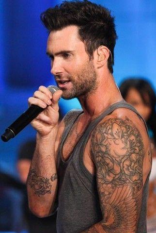 Maroon 5 - Adam Levine http://www.buzzfeed.com/search?q=adam+levine