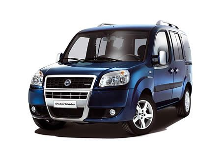 [Fiat Doblo] Ooooo... Here is a SUV for the family!