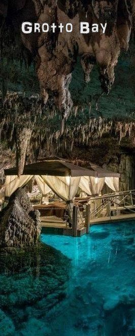 Grotto Bay Bermuda Beach Resort as part of our Bermuda Vacations and Resort Reviews. Bermuda is a little further away than the Caribbean Islands but also quite different.  http://www.luxury-resort-bliss.com/bermuda-all-inclusive-resort.html  #resort #honeymoon #wedding # vacation #hotel # bermuda