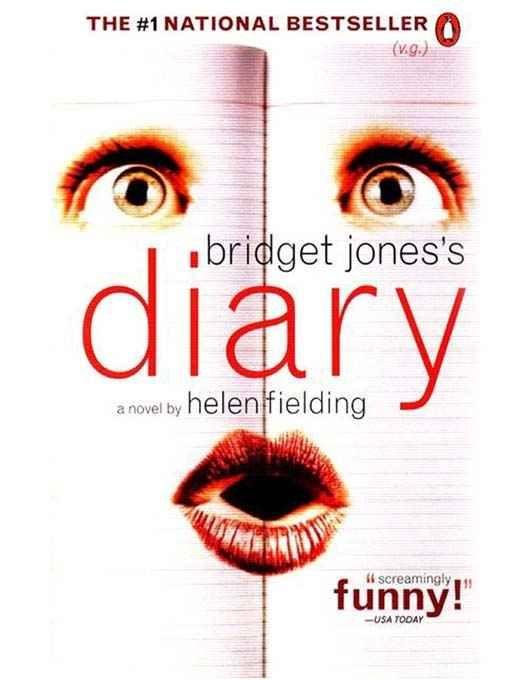 Bridget Jones's Diary , by Helen Fielding | 32 Books Guaranteed To Make You Laugh Out Loud
