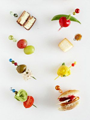Appetizer Ideas For A Finger Food Dinner Party Gardens