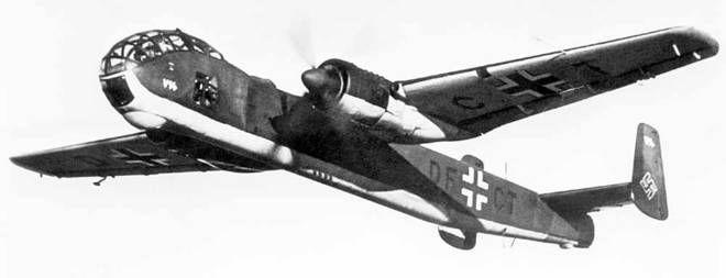 Junkers Ju 288.