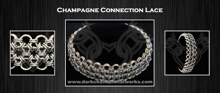 Champagne Connection Lace