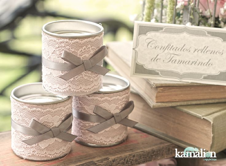 www.kamalion.com.mx - Mesa de Dulces / Candy Bar / Wedding / Boda / Rosa &…
