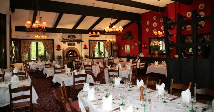 L'Auberge Chez Francois - spectacular french country cuisine; longtime favorite for family celebrationsLauberge Chez