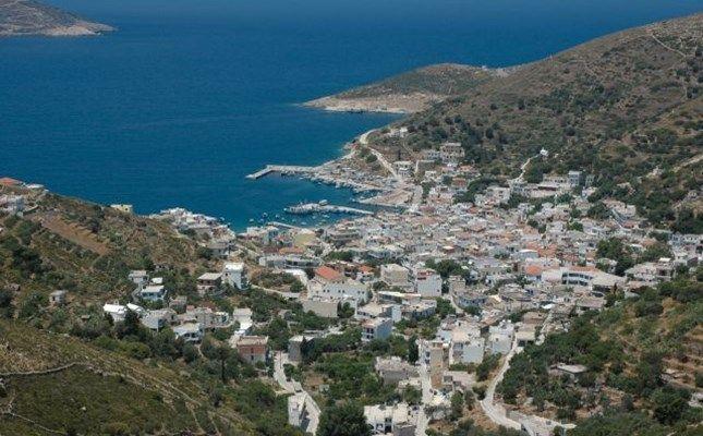 Νησί Θύμαινας - Island of Thymaina