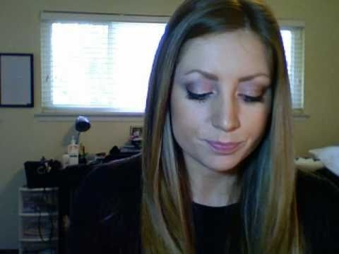 Bare Minerals eye shadow tutorial. Just got a whole bunch of new Bare Minerals make-up and can't wait to try this!
