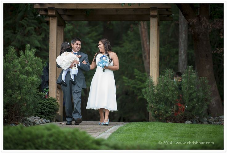 A  Parksville wedding for Desiree & Aaron