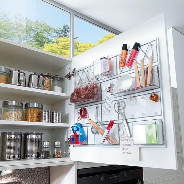 Die Ausstattung Einer Küche Von Schüller Bietet Eine Große Vielfalt An  Staumraumlösungen. Finden Sie Hier Die Ausstattungsmöglichkeiten.