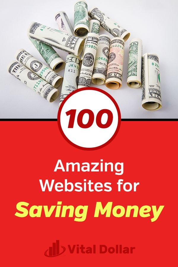 100 Amazing Websites for Saving Money. Take advantage of these resources to spend less and save more. Get cash back, find great sales, buy used items, bartered, trade, and much more. #savingmoney #frugal #frugalliving #personalfinance