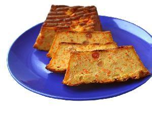 Pan de calabaza (zapallo, auyama)