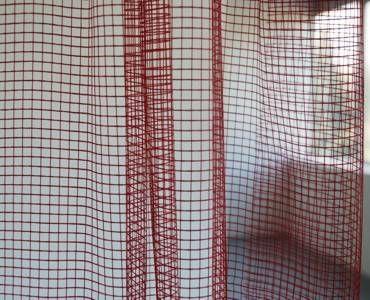 les 154 meilleures images propos de rideaux design sur pinterest points de couture tissus. Black Bedroom Furniture Sets. Home Design Ideas