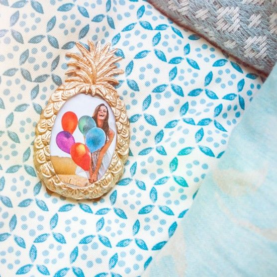 Nuovi arrivi - Cornice Ananas - Piccola e decorativa