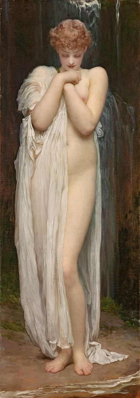 Fascinating evidence casts Frederic Leighton's relationship with his favourite   model in a new light