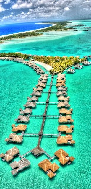 I will go some day... St. Regis, Bora Bora