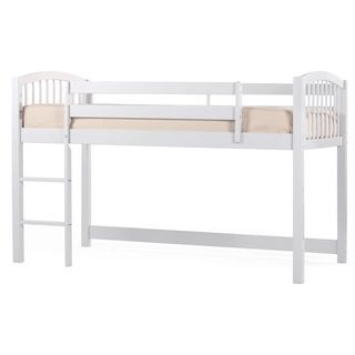 Shop for NE Kids School House White Junior Loft. Get free delivery at Overstock.com - Your Online Furniture Outlet Store! Get 5% in rewards with Club O! - 17733602