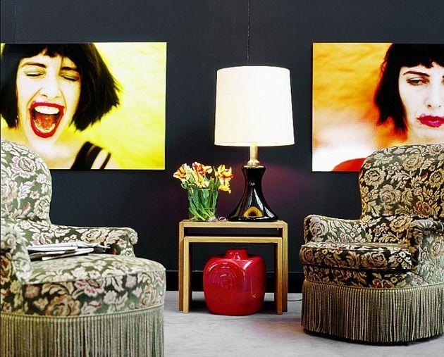 Home Design: Waiting Room Design Home Office Interior, pop art ...