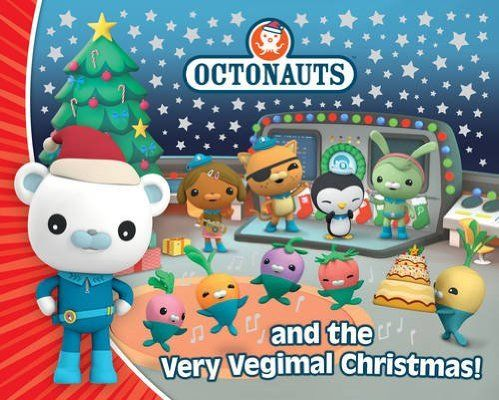 Octonauts and the Very Vegimal Christmas!:Amazon:Books