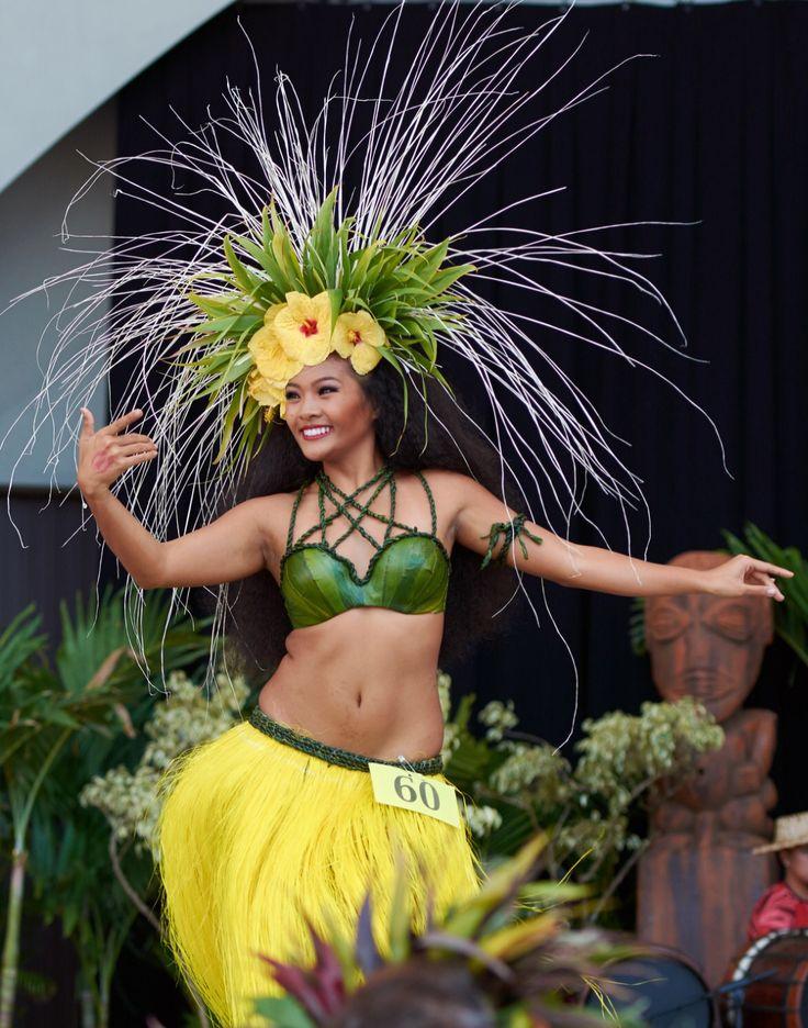 M. Tahiti Costume Ideas Pua,Ori