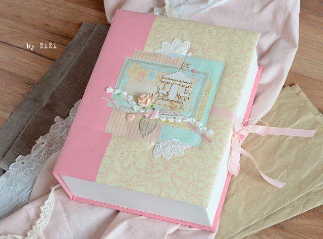 ZiZiркалье: Альбом для малышки Амелии