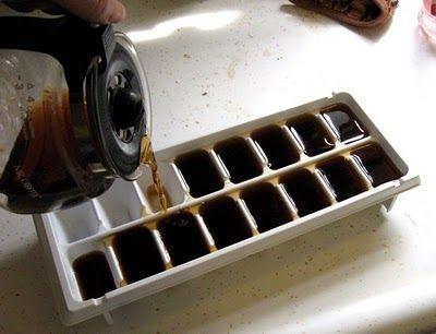 DIY McDonald's Mocha Frappe Recipe... a weakness of mine
