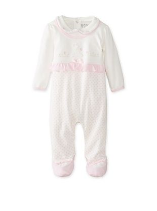 64% OFF Bunnies By the Bay Baby Coverall (Pink)