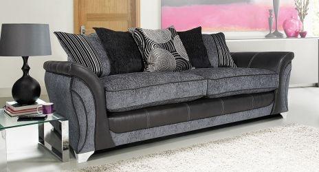 Hula 4 Seater Pillow Back Sofa