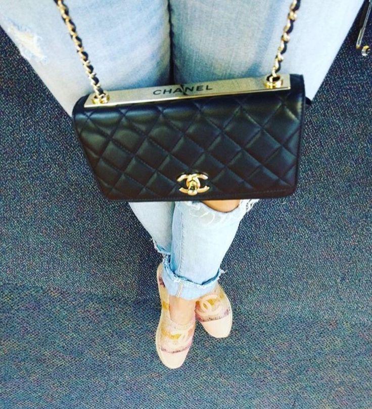 Chanel Woc, Chanel Wallet, Chanel Bag