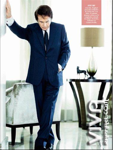 entrevista en la revista Vanity Fair.