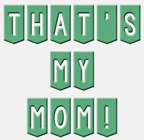 "This is a great Mother's Day Activity. Play the game ""That's my Mom"".  Each girl gets a sign that says ""That's My Mom!"".  This can be as simple as it written on a piece of paper.  The girls sit in the"
