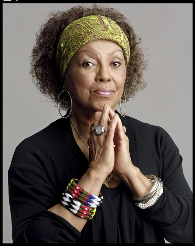 Dr. Marta Moreno Vega, an Afro Puerto Rican, is the founder of the Caribbean Cultural Center African Diaspora Institute and former director of El Museo del Barrio and the Association of Hispanic Arts. © Timothy Greenfield-Sanders