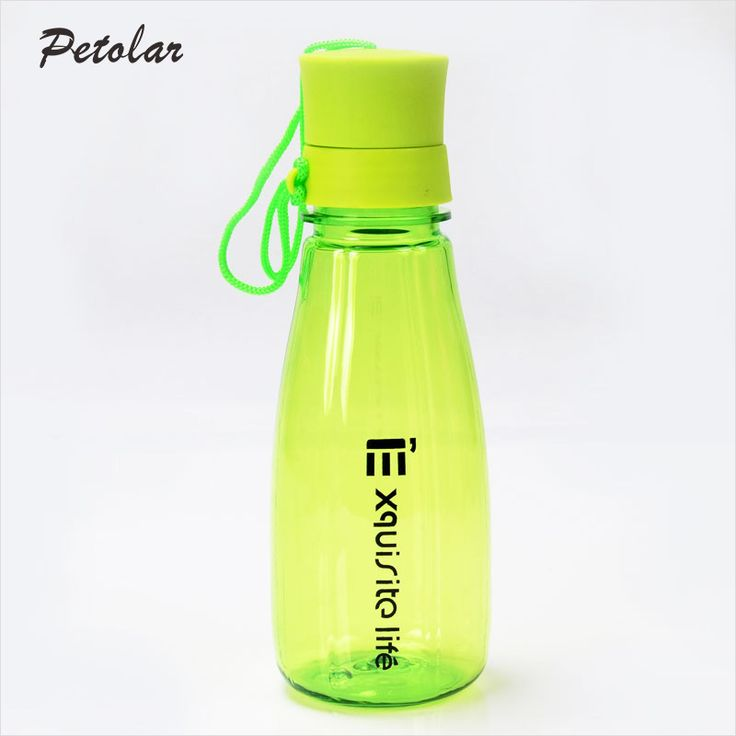 The modern water bottle have four colors for choice, pink, purple, green and blue. It has a cute body, its material is bpa free tritan pp, it is perfect for women.Its leak proof cover design means you don't worry aboutthe liquid overflow from the bottle, and it is convenientto transport and storagewith strap. Its