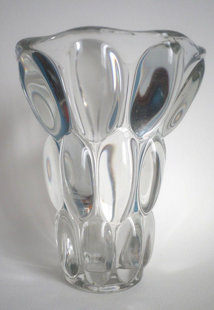vase en cristal de s vres 20 cm mod le etrusque cristal de s vres france pinterest. Black Bedroom Furniture Sets. Home Design Ideas