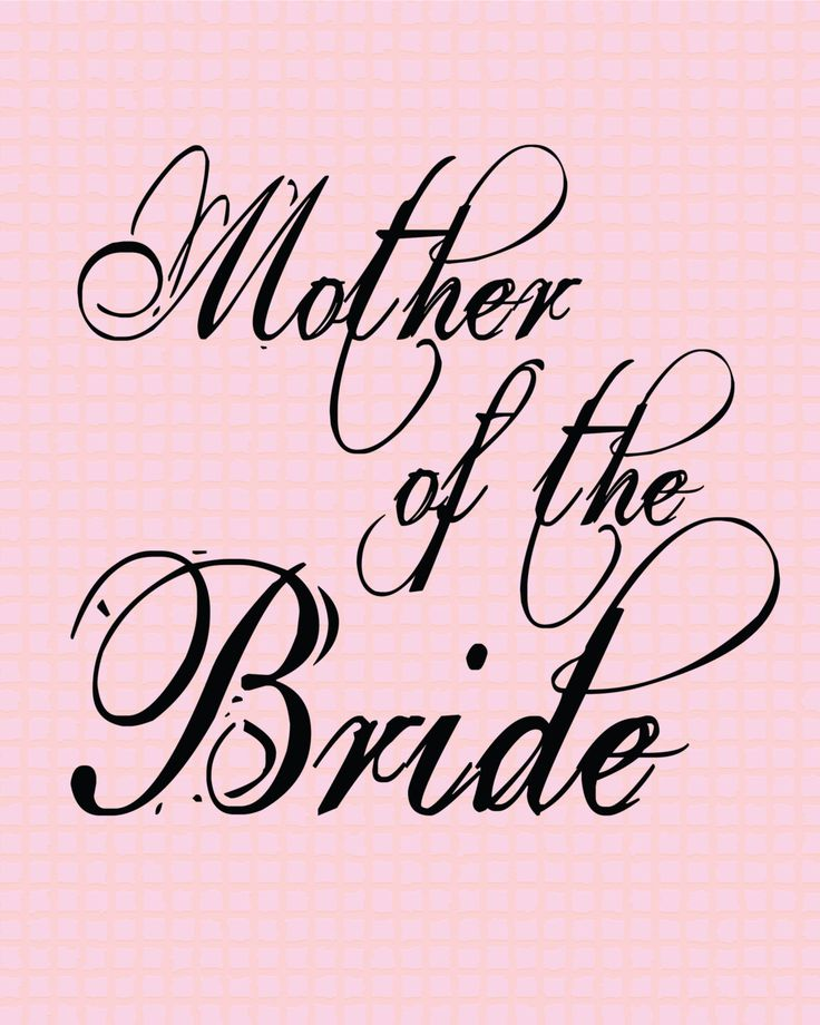 mother of the bride clipart - photo #4